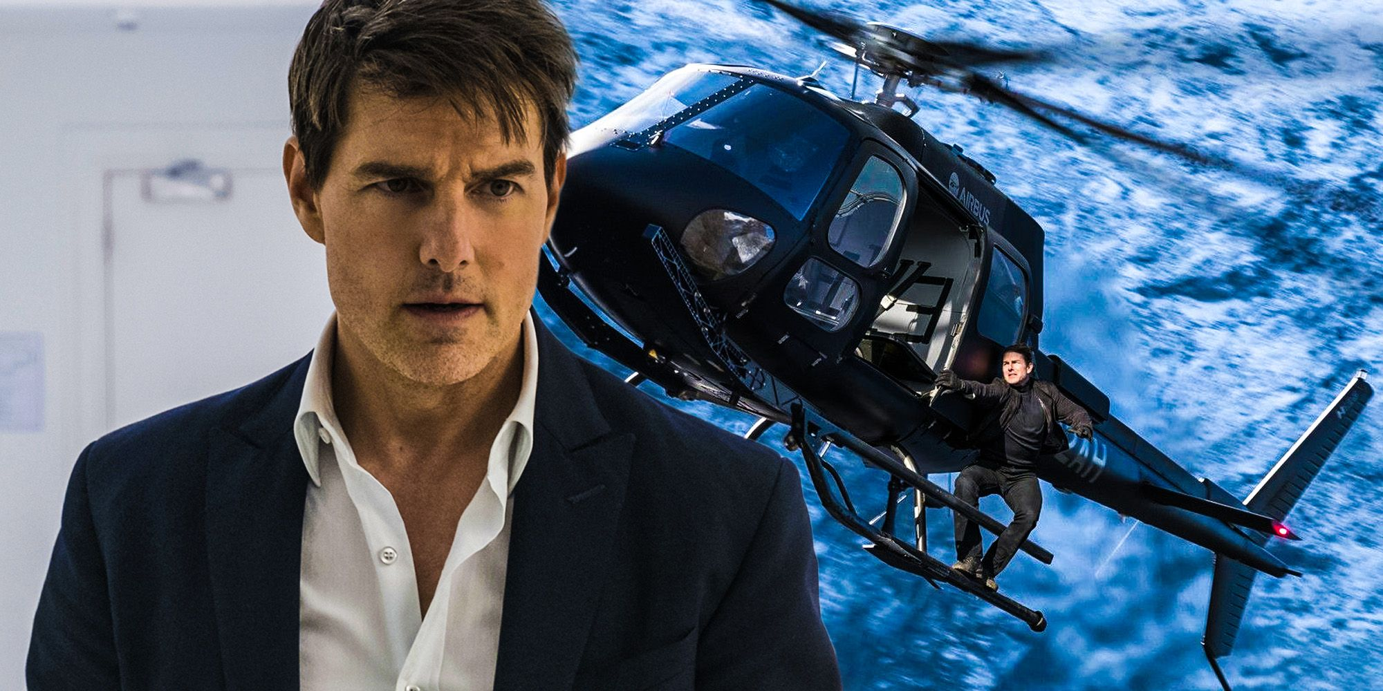 Mission Impossible: How Tom Cruise Pulled Off Fallout's Helicopter Chase Stunt