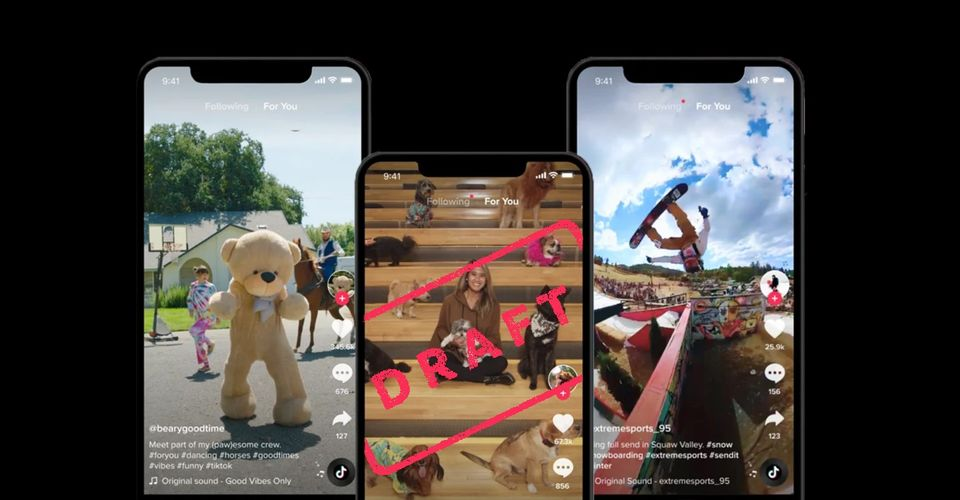 How To Find Saved Tiktok Drafts Why They Disappear