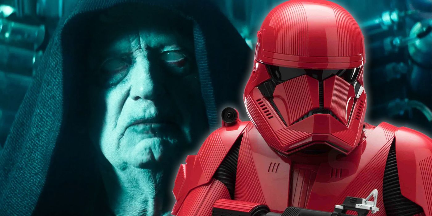 "Why Rise of Skywalker's Red Stormtroopers Are ""Sith"" (Despite No Force)"