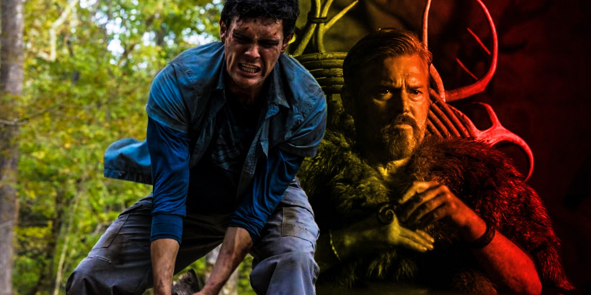 The Scene That Almost Earned Wrong Turn 2021 An NC-17 Rating