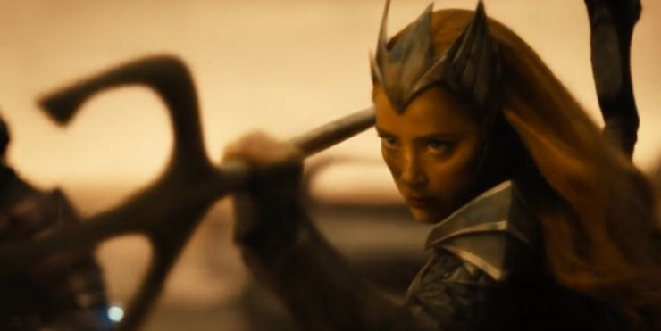 Knightmare; Liga da Justiça; Snyder Cut