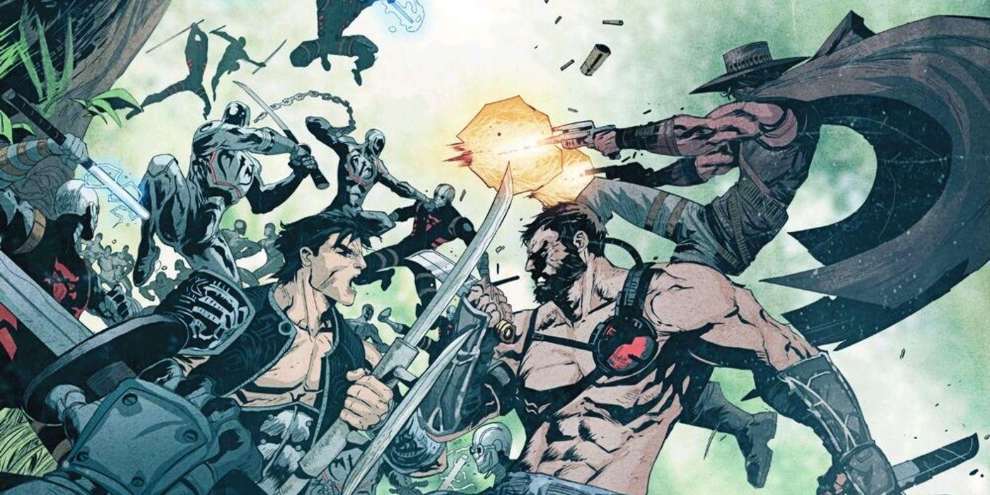 Quem são os vilões mascarados de Mortal Kombat? O Clã Dragão Negro explicado 1