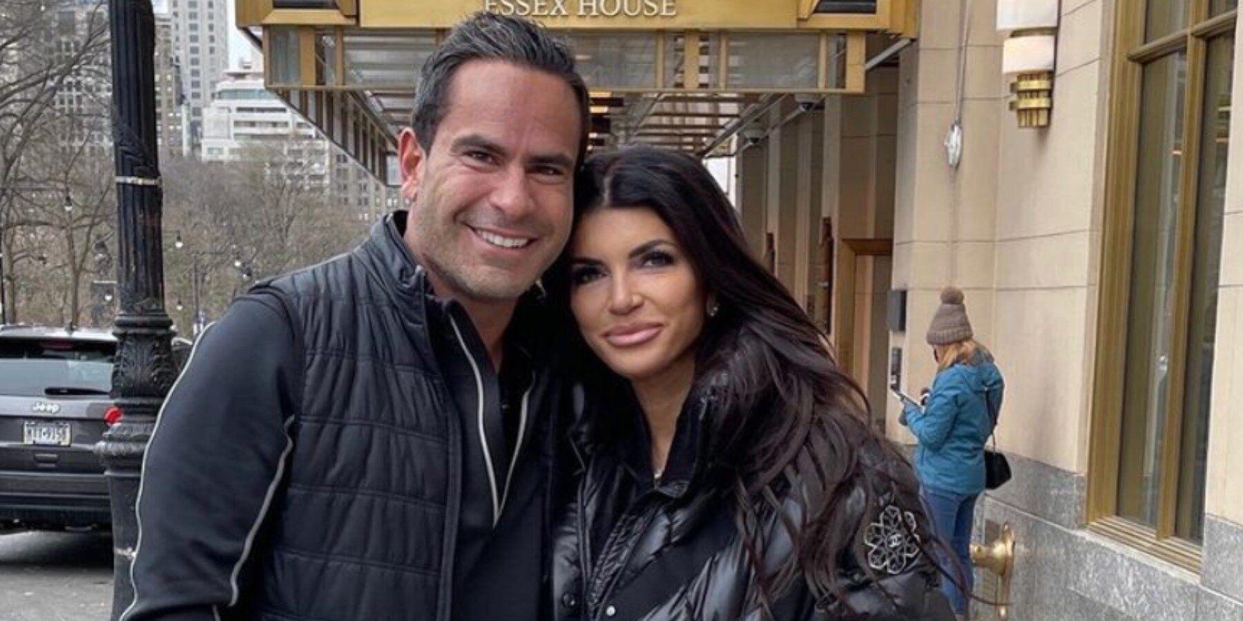 RHONJ: How Fans Learned About Teresa Giudice & Louie Ruelas Engagement