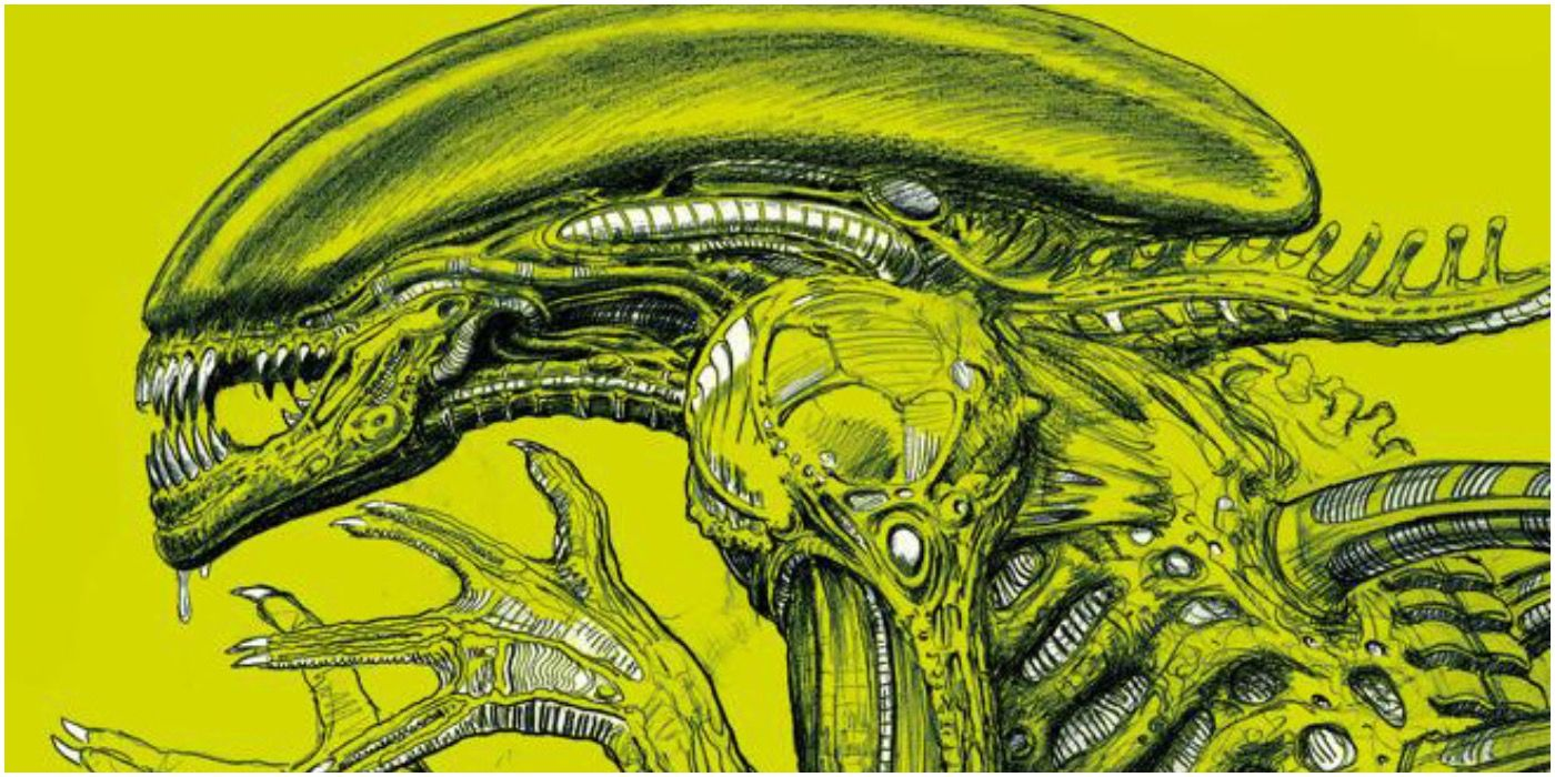 Alien 3 Unmade Movie Script By William Gibson To Be Released As A Book