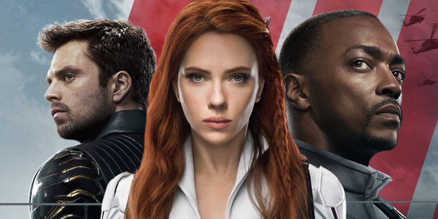Falcon & Winter Soldier's Surprise Cameo Was Meant To Debut In Black Widow