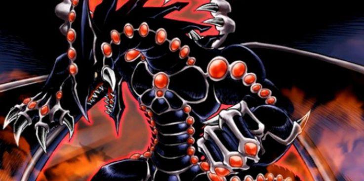 Yugioh Gandora The Dragon of Destruction card art