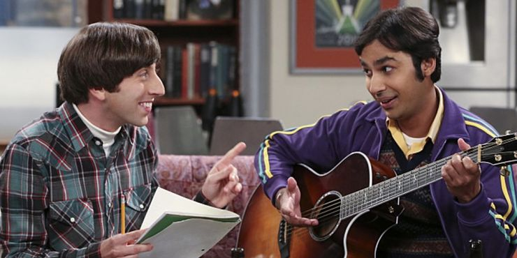 Howard-and-Raj-writing-and-playing-music-together.jpg (740×370)