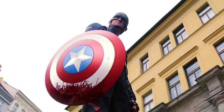 How Powerful John Walker Is As Captain America With The Serum