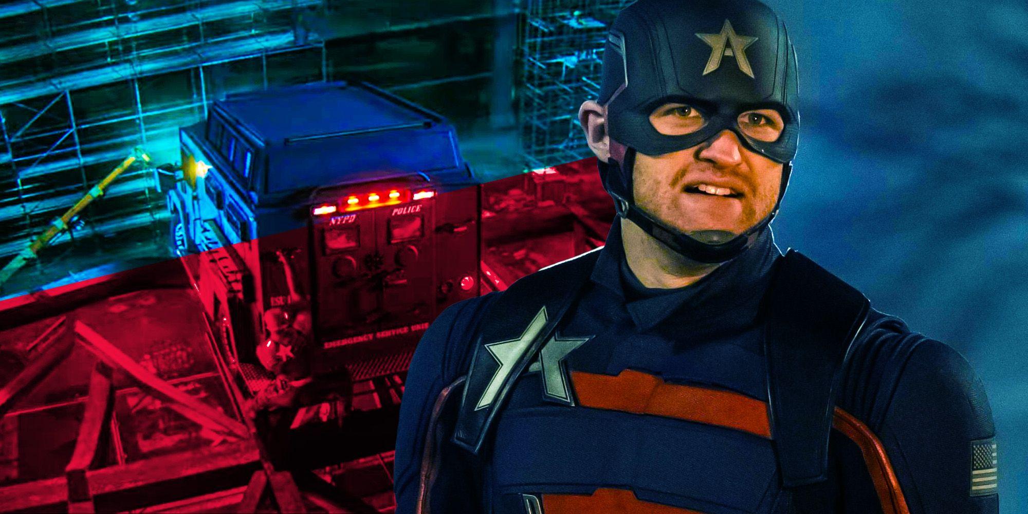 John Walker Finally Showed Why He Was Chosen To Be Captain America