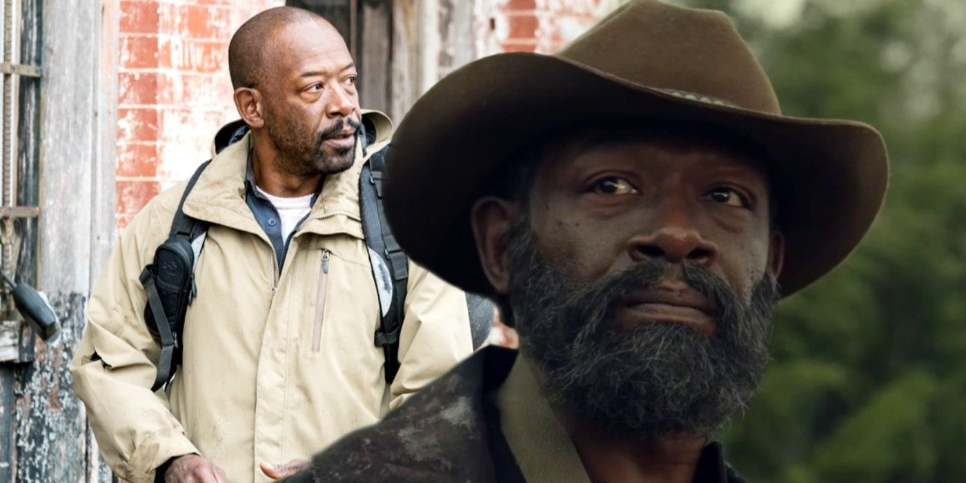Fear The Walking Dead Reveals Why Morgan Left The Main Show (& Won't Go Back)
