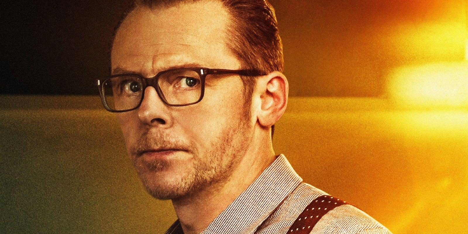Simon Pegg Shares Funny Mission: Impossible 7 Pre-Filming Routine Video