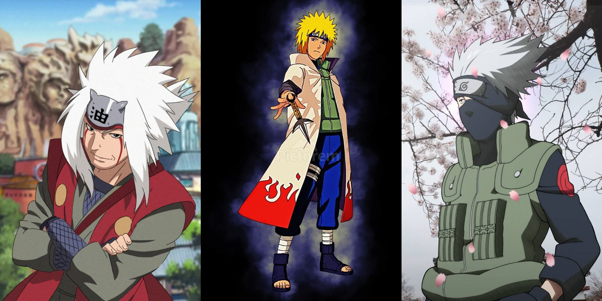 Naruto Main Characters Ranked By Likability Screenrant