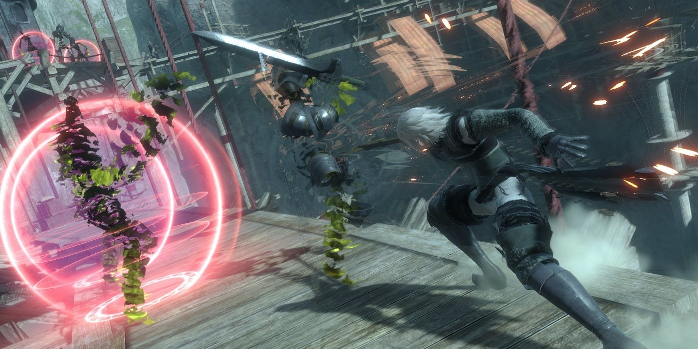 NieR Replicant Already Being Improved By Mods A Day After Release