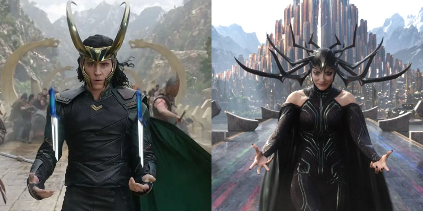 Thor: Loki Vs. Hela Hela fan theories