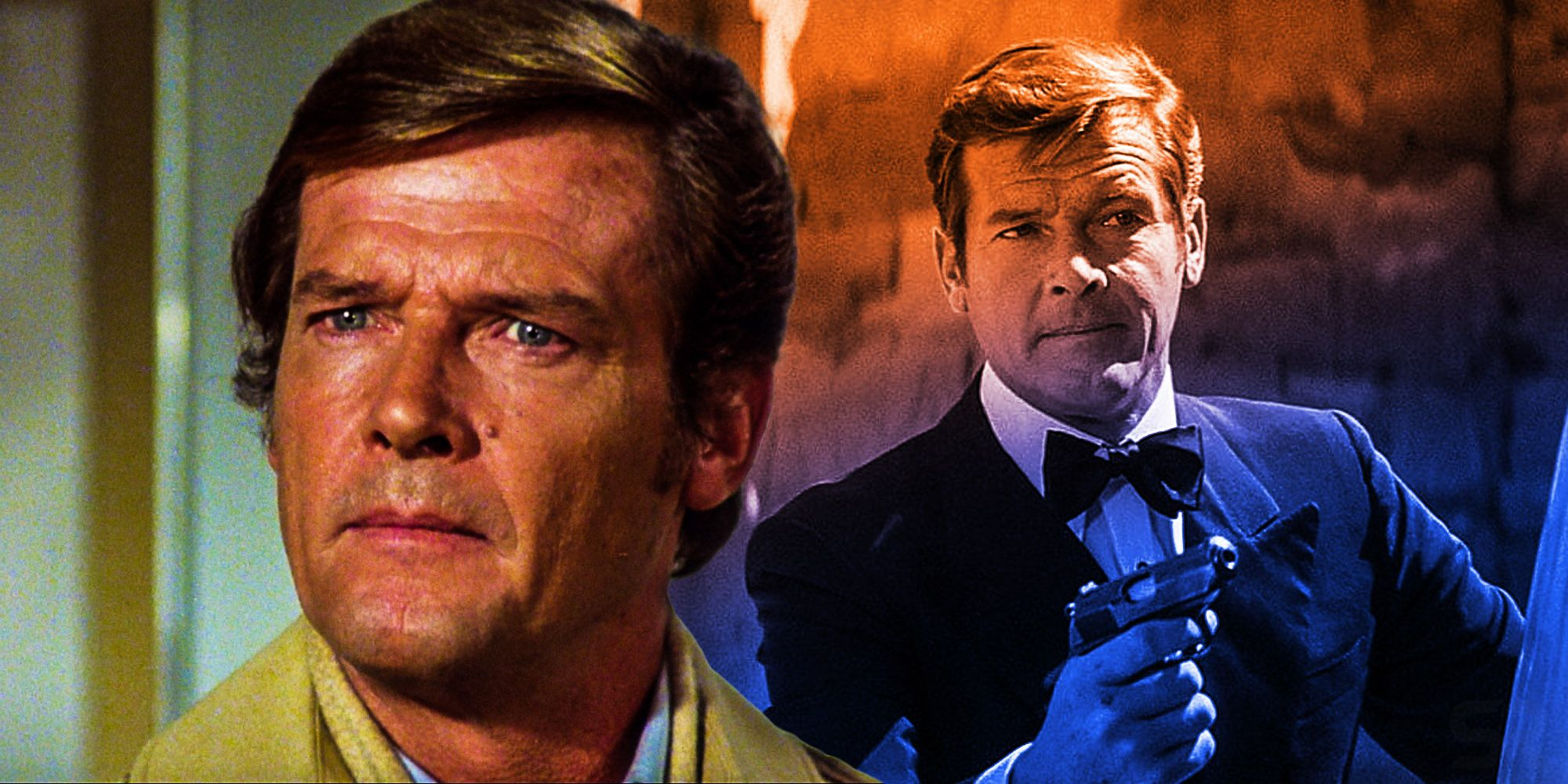 The Roger Moore Performance That Proved He Could Have Played A Darker Bond