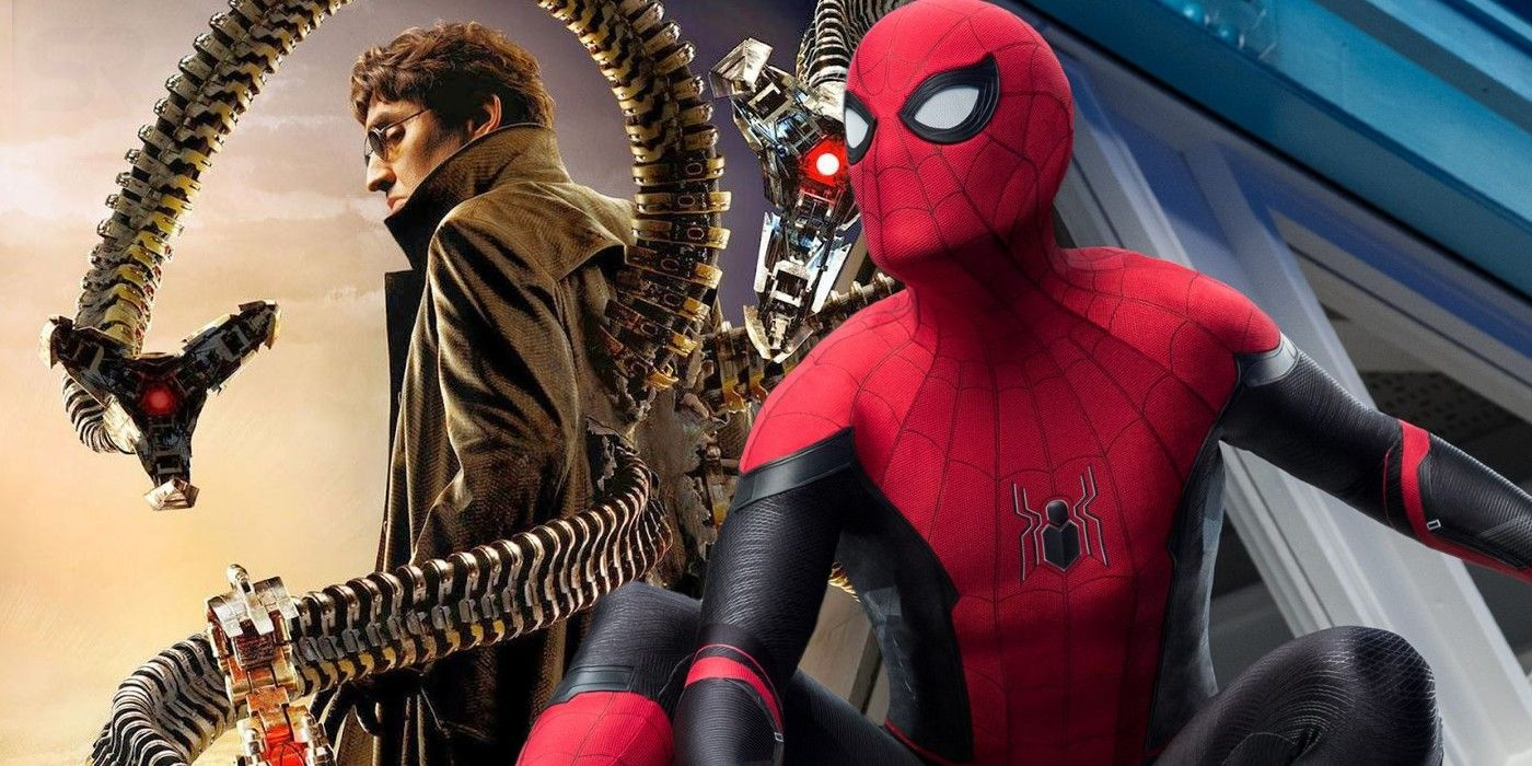 Spider-Man: No Way Home's Doc Ock Confirmed To Be Spider-Man 2 Version