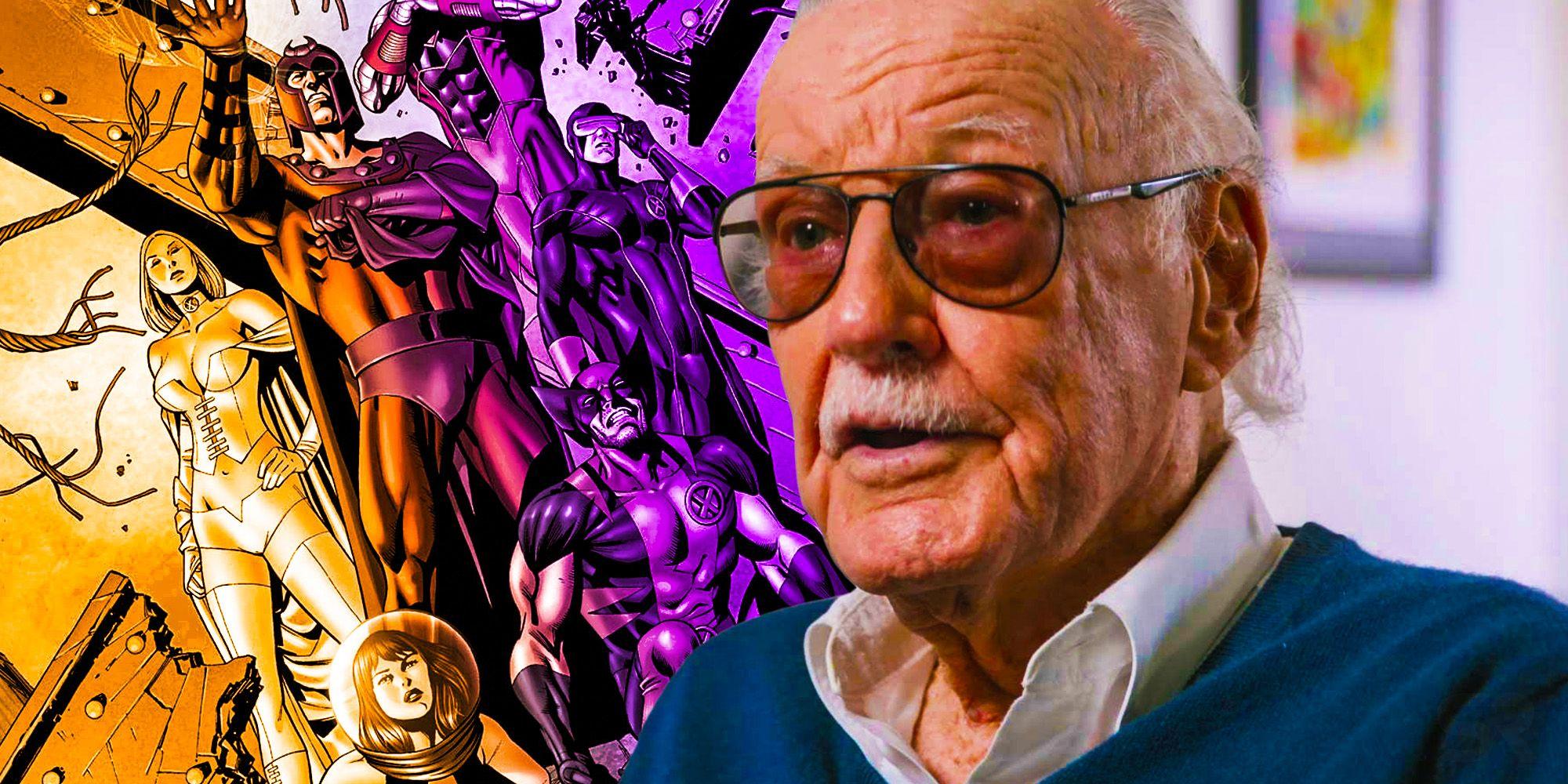 Stan Lee's Forgotten Mutant Story Can Help Retcon X-Men Into MCU Canon