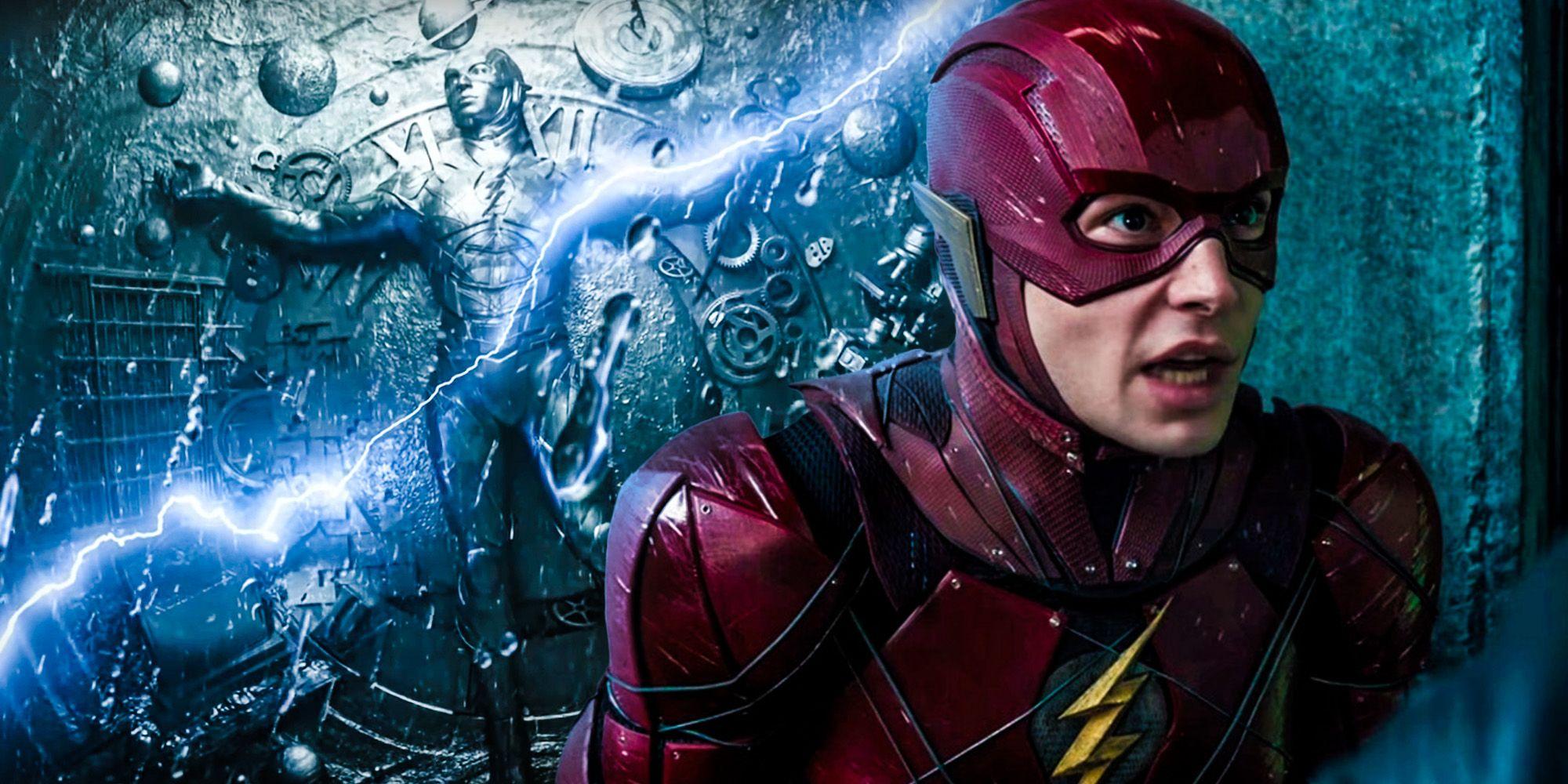 Flash; Liga da Justiça de Zack Snyder; Snyder Cut; Snyderverso