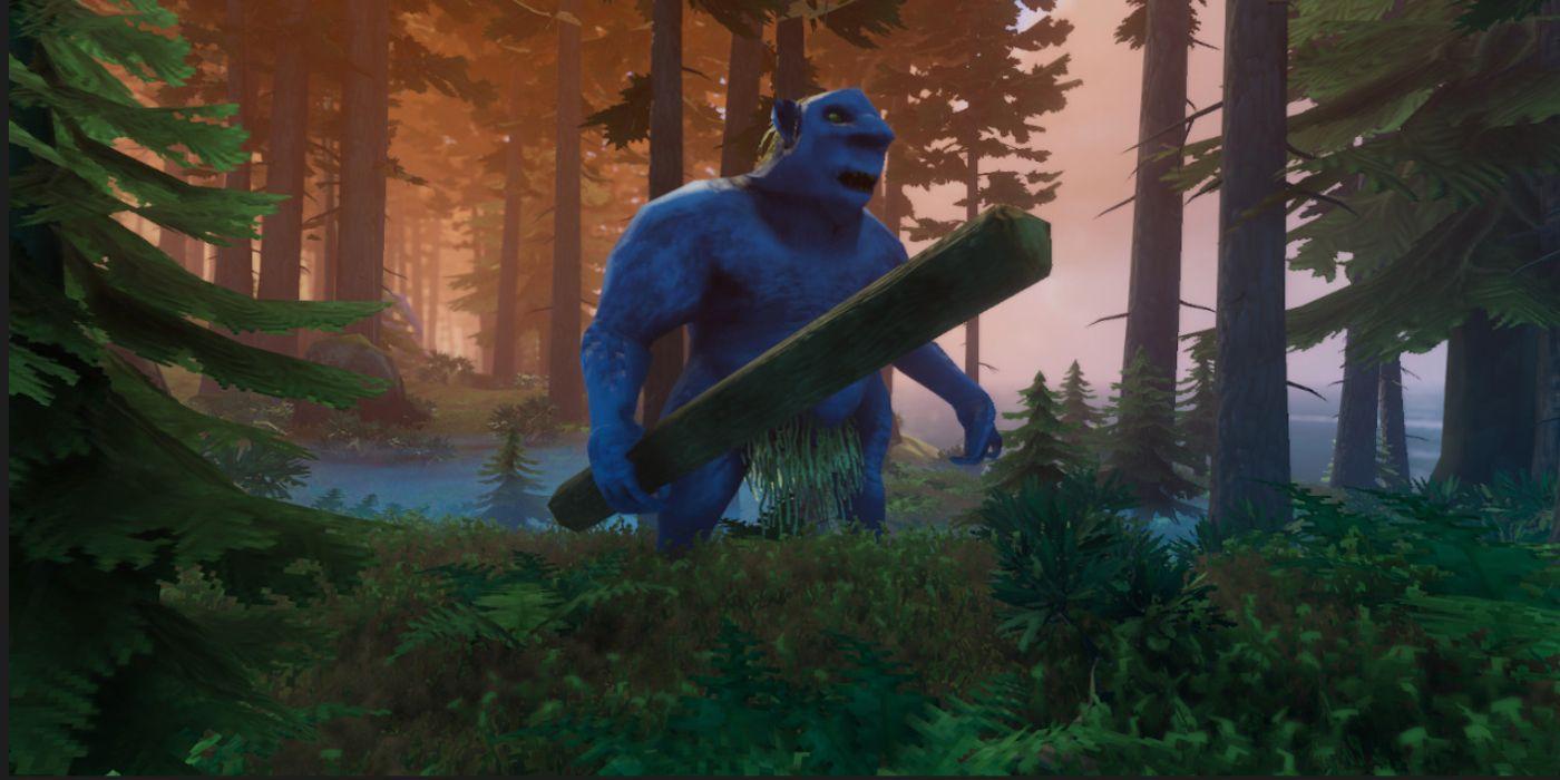 Valheim Mod Creates A Terrifying 10-Star Troll | Screen Rant