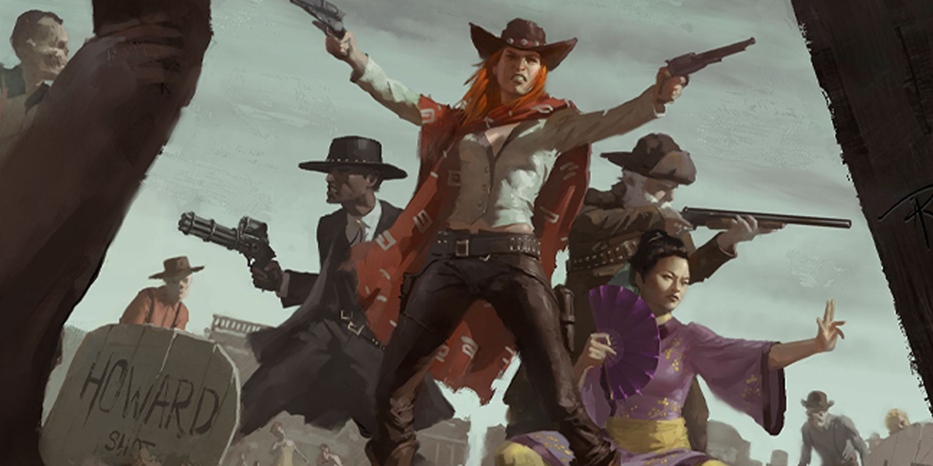 Tabletop RPGs With Weird Western Settings | Screen Rant