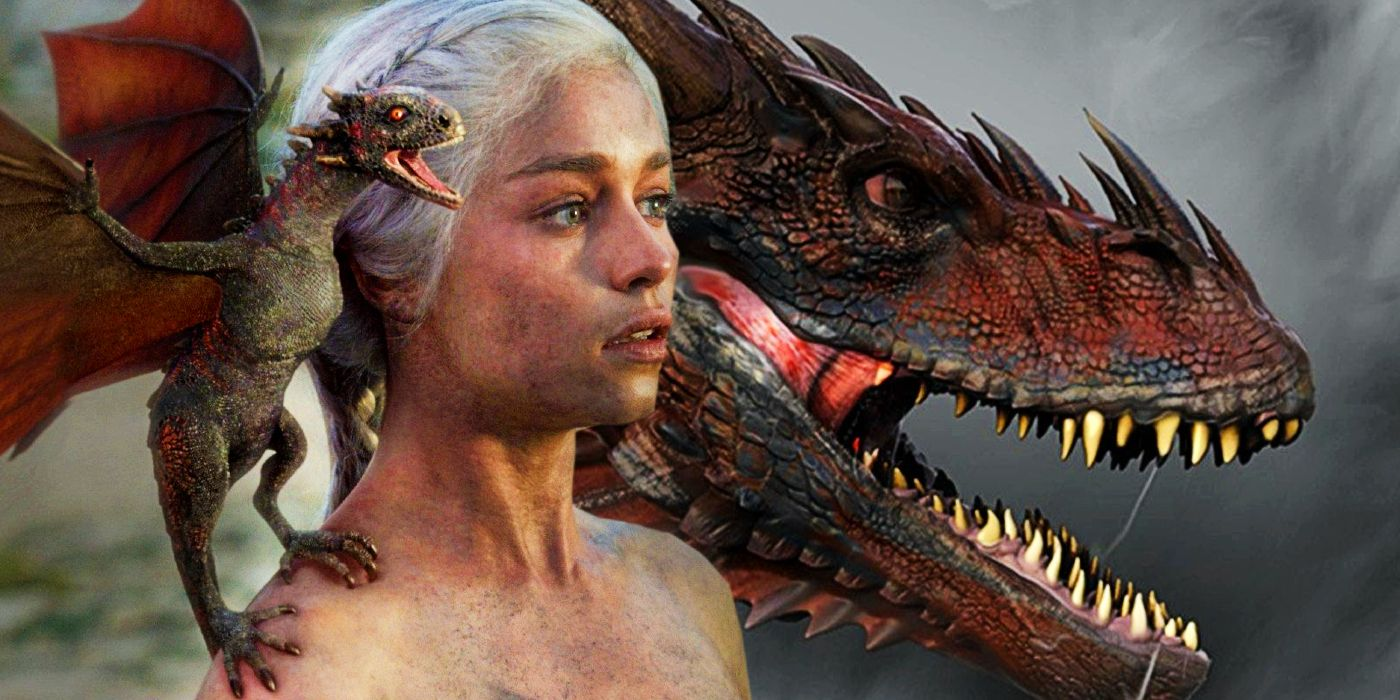 House Of The Dragon Will Change How You See Daenerys' Dragons