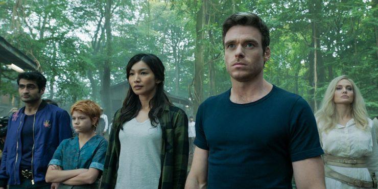 Marvel dévoile le calendrier des films de la phase 4 du MCU #3
