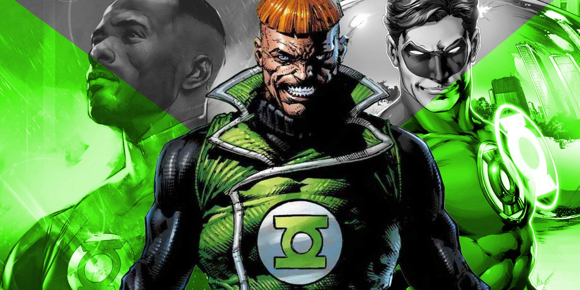 Green Lantern: Why HBO Max Is Right To Avoid Using Hal Jordan and John  Stewart