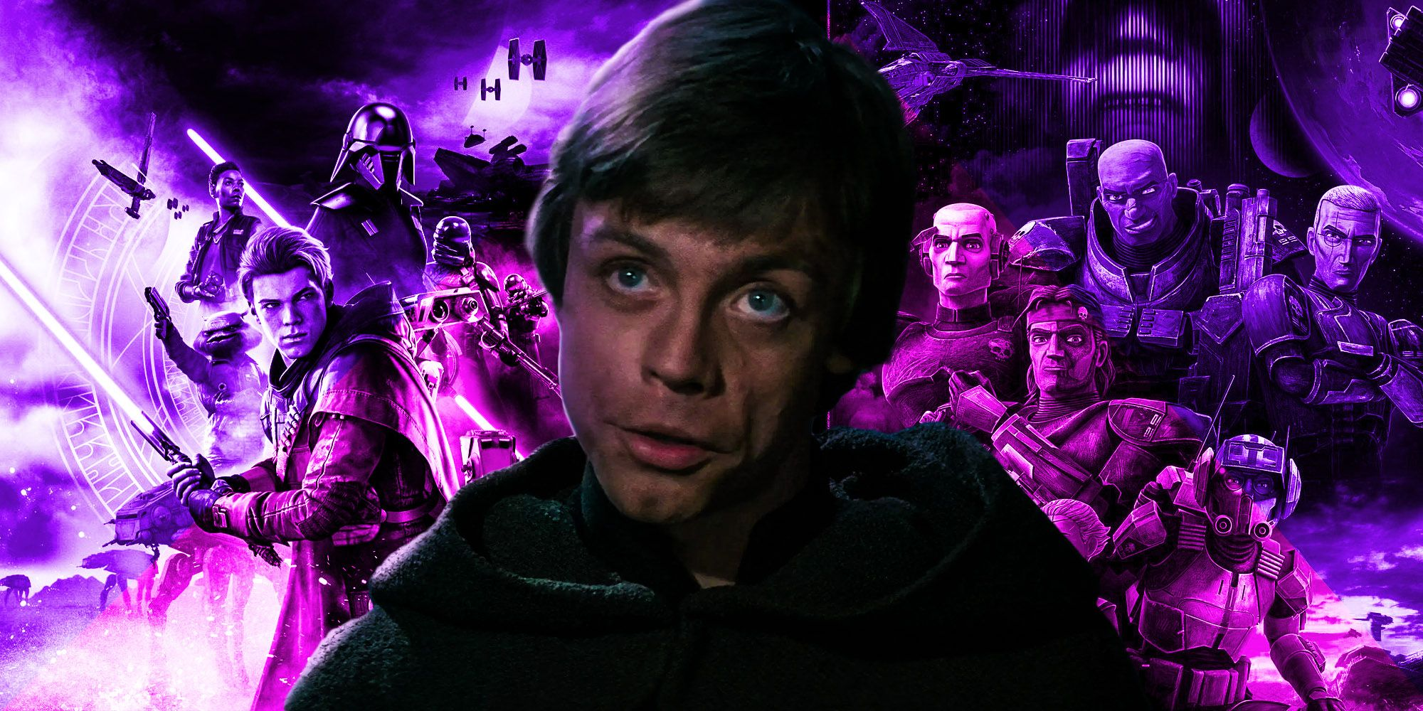 Disney's Star Wars Canon Is Doing All The Work In Connecting Lucas' Trilogies