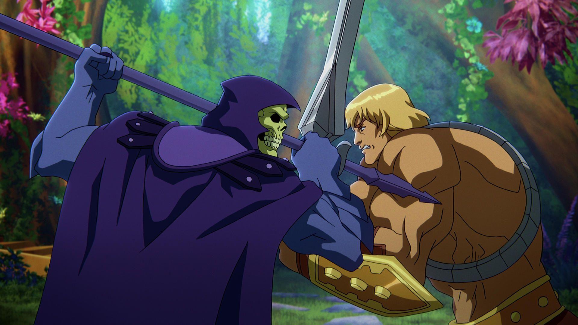 Mestres do Universo: Imagens de análise inicial revelam He-Man e Skeletor 10
