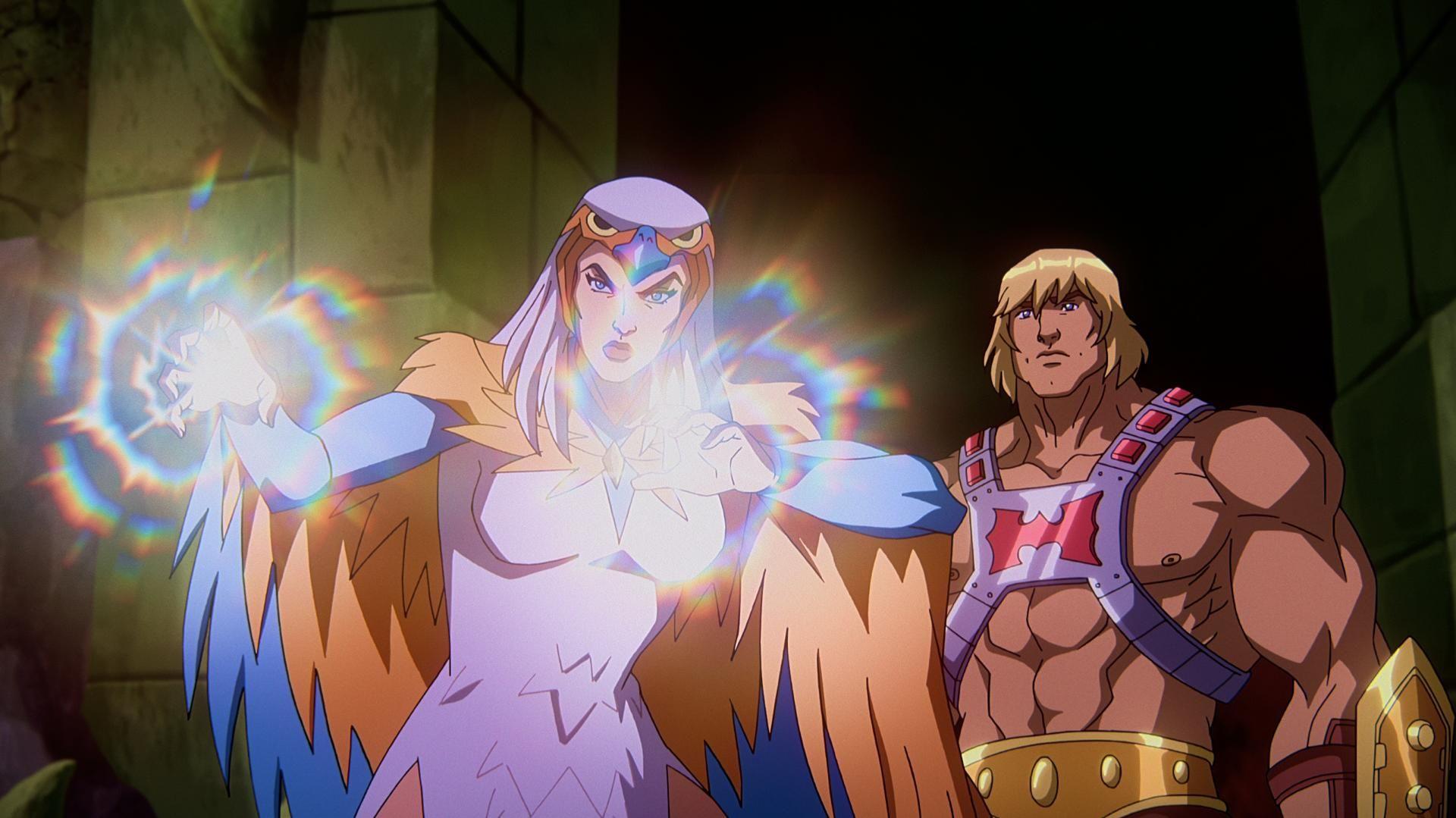Mestres do Universo: Imagens de análise inicial revelam He-Man e Skeletor 7