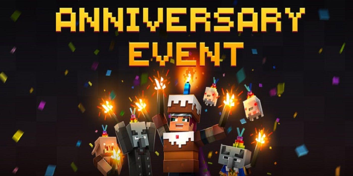Minecraft Dungeons' Anniversary Event Date & Rewards Explained