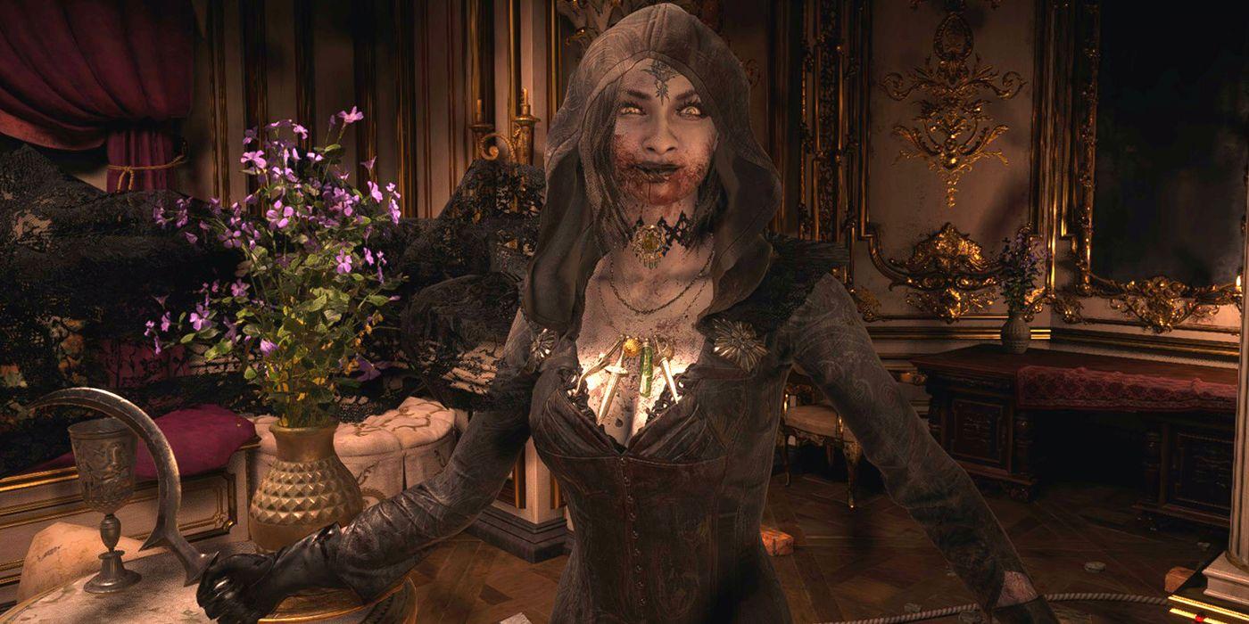 Baixo desempenho de Resident Evil Village no PC está sendo analisado apóta frase de destaque 1