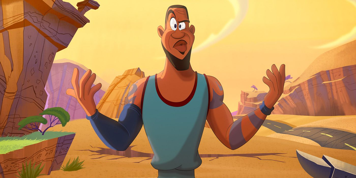 Space Jam 2 Has Officially Wrapped, Confirms Animator
