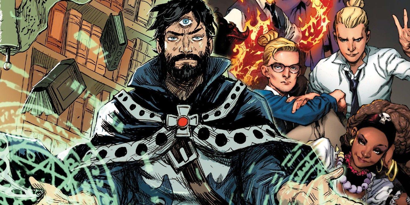 Doctor Strange Is Secretly Training The Children Of A Thor Villain