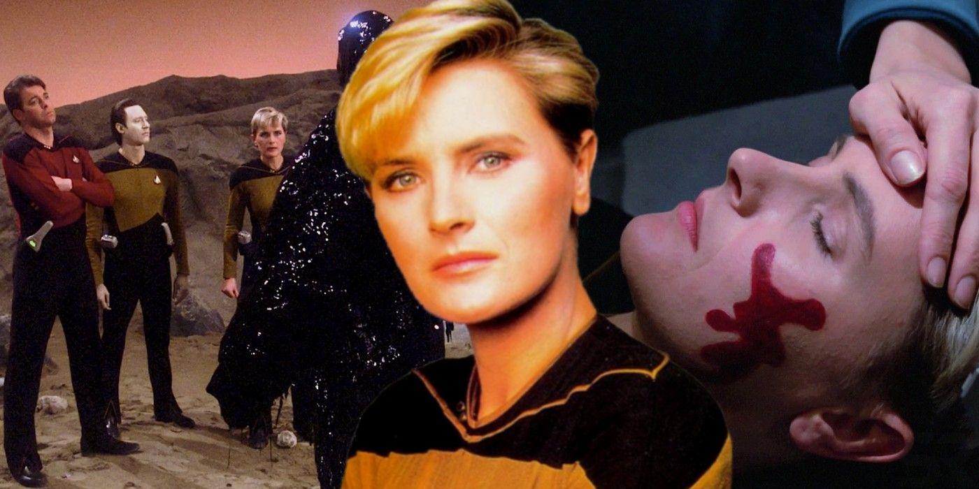Star Trek: Why Tasha Yar's TNG Death Was The Series' Biggest Mistake