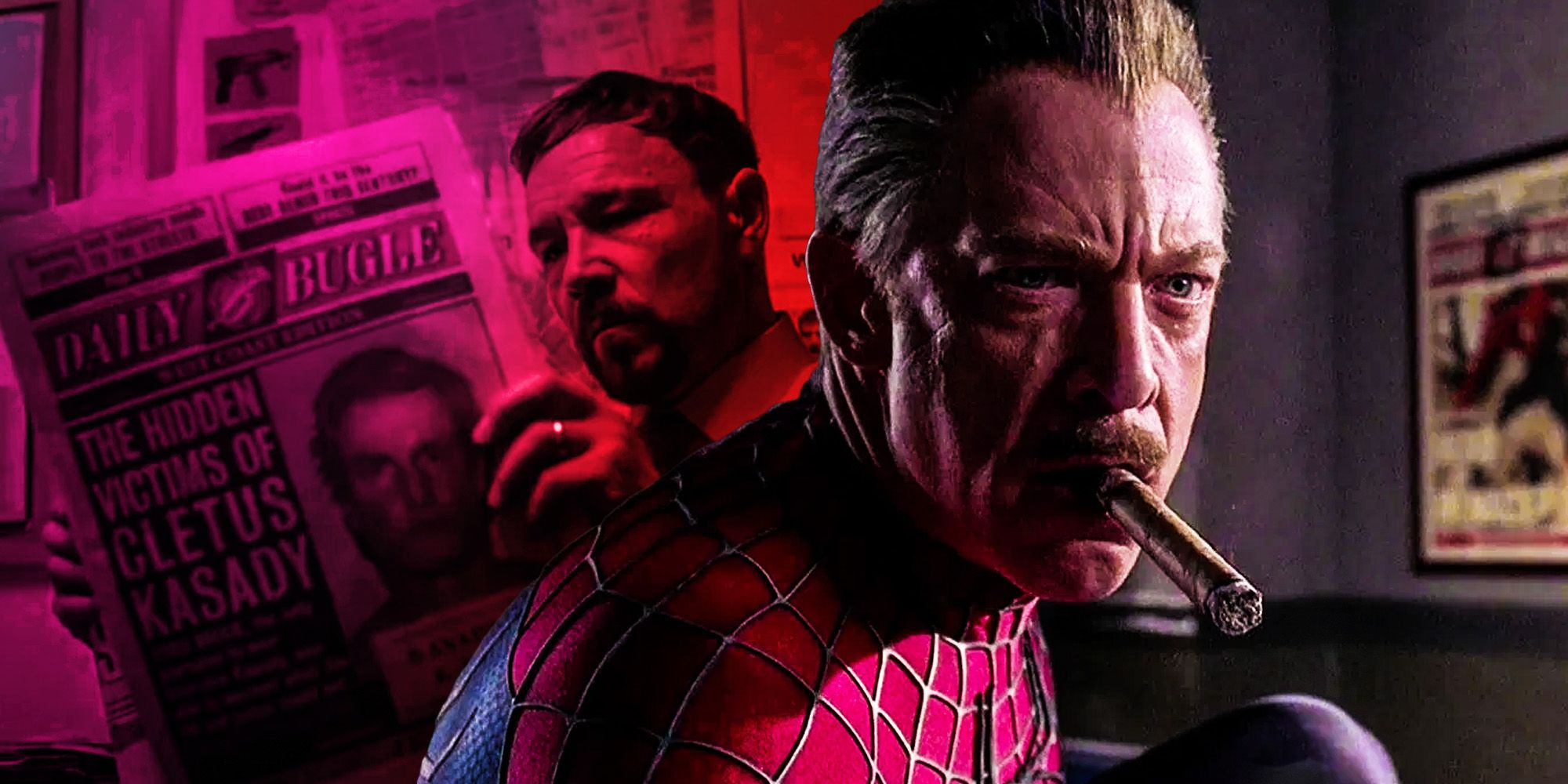 Venom 2 Trailer References Raimi's Spider-Man Movies (Are They Connected?)