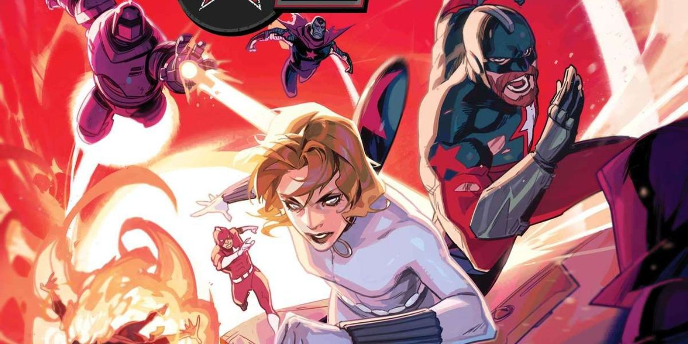 Winter Guard: Russia's Avengers Are Going On The Run In Marvel Comics