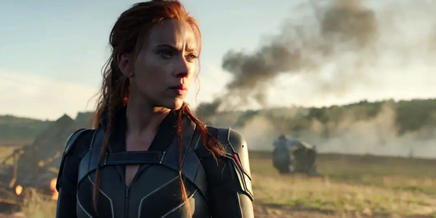 Audiences Prefer to See Marvel's Black Widow in Theaters, According to Poll