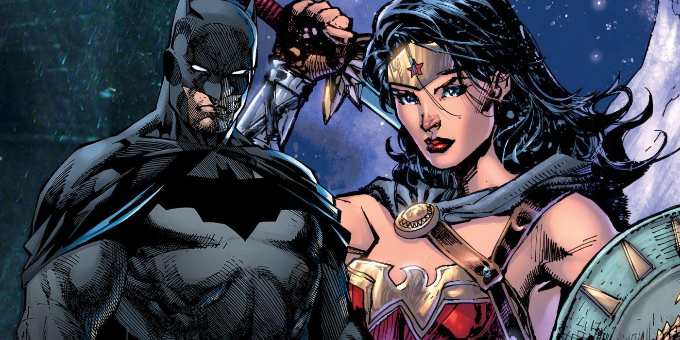 Loves wonder batman woman Wonder Woman