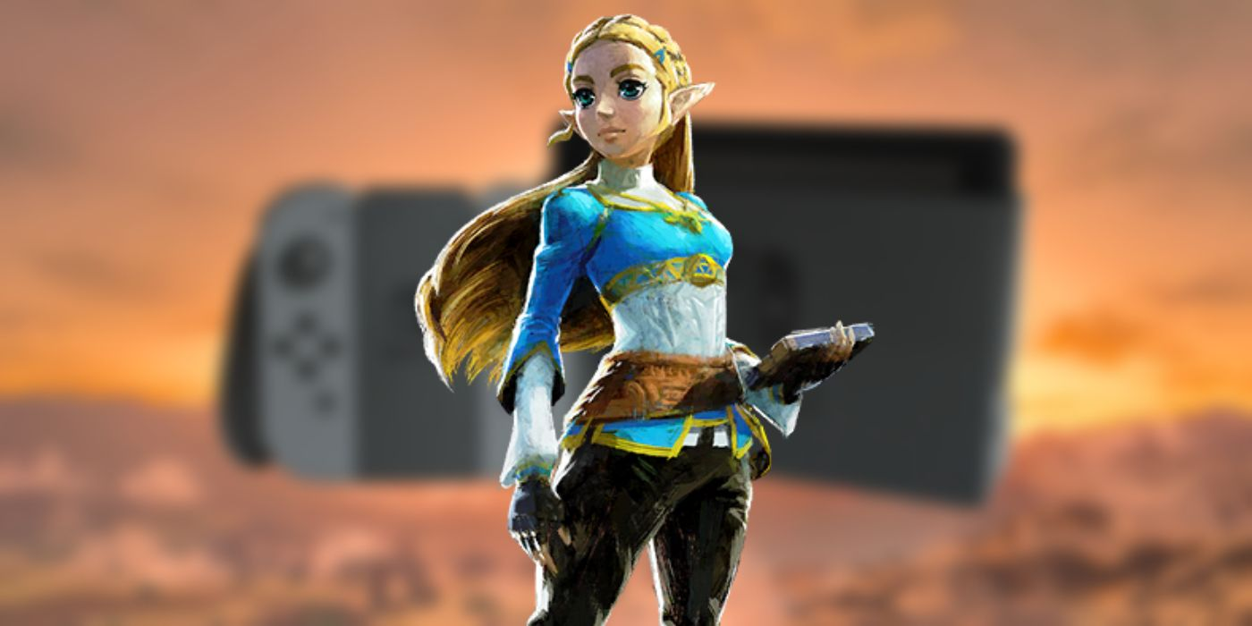 Why Nintendo Switch Pro Likely Won't Launch Until BOTW 2's Release
