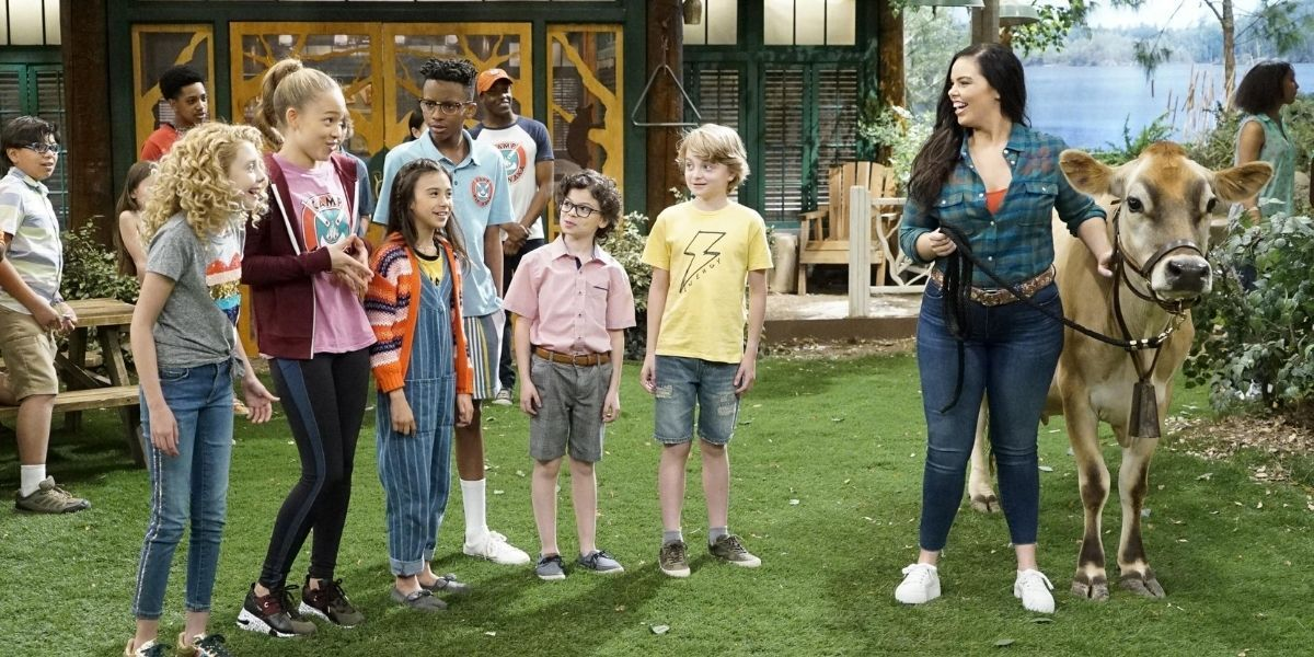 10 Best TV Shows About Summer Camp, Ranked According to IMDb