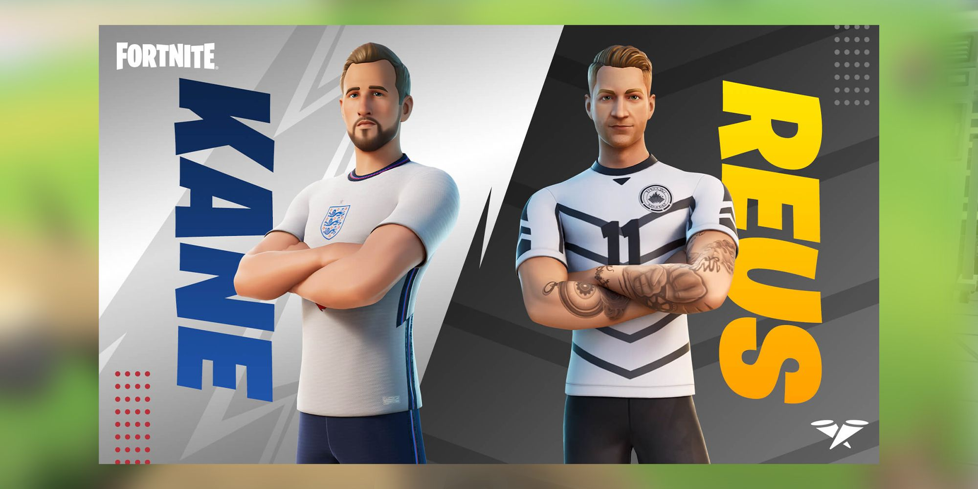 Fortnite: How to Get the Harry Kane & Marco Reus Skins
