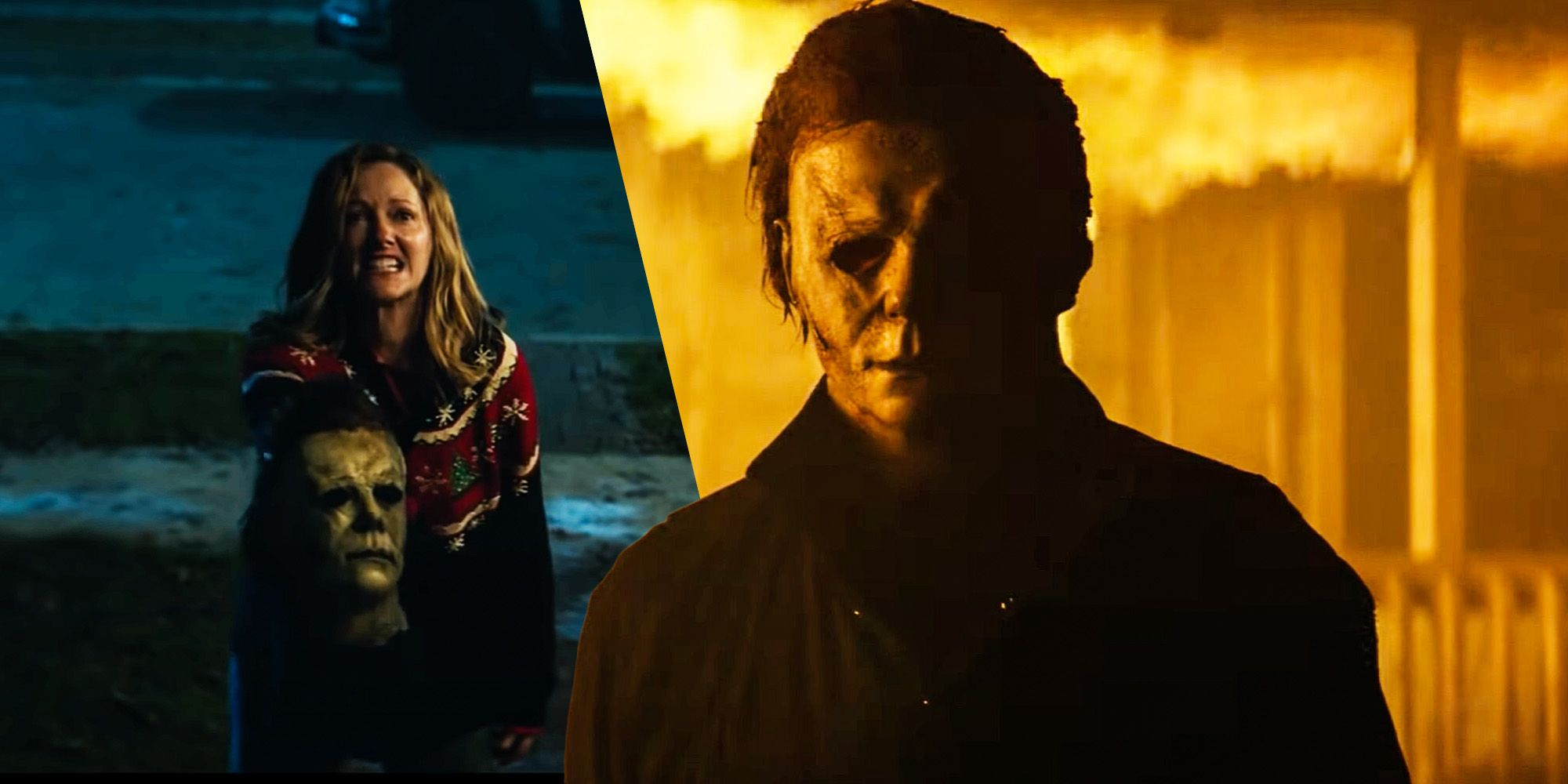 Why Halloween Kills Unmasked Michael Myers (& What It Means)