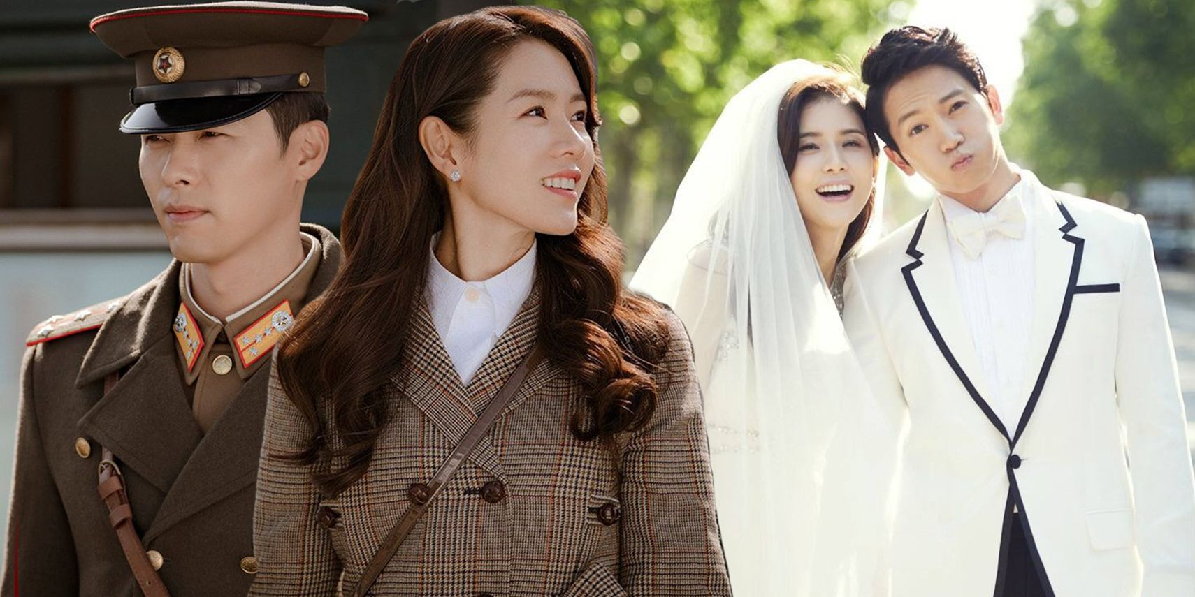 10 K-Drama Couples That Ended Up Dating In Real Life