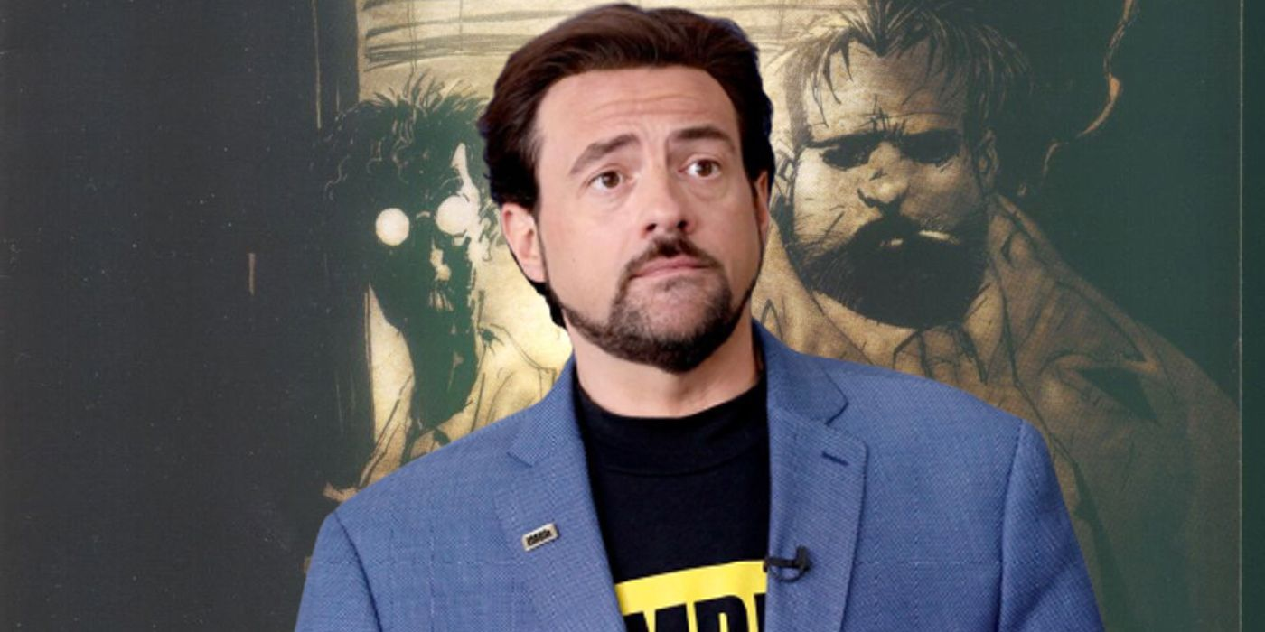 Kevin Smith Reveals Who He Would've Cast In His Canceled Spawn Spinoff