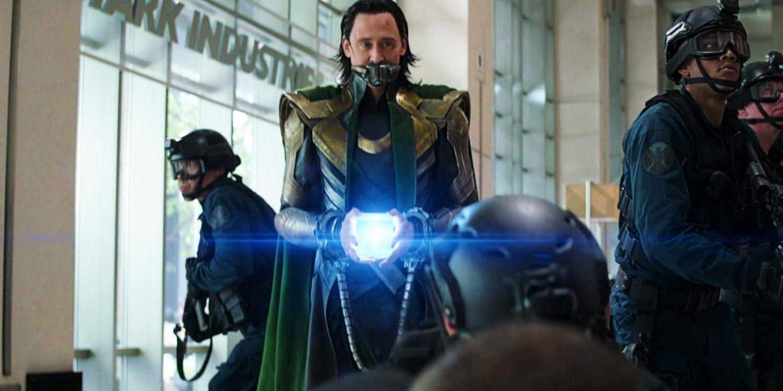 Tom Hiddleston Shot New Avengers: Endgame-Set Loki Footage ...