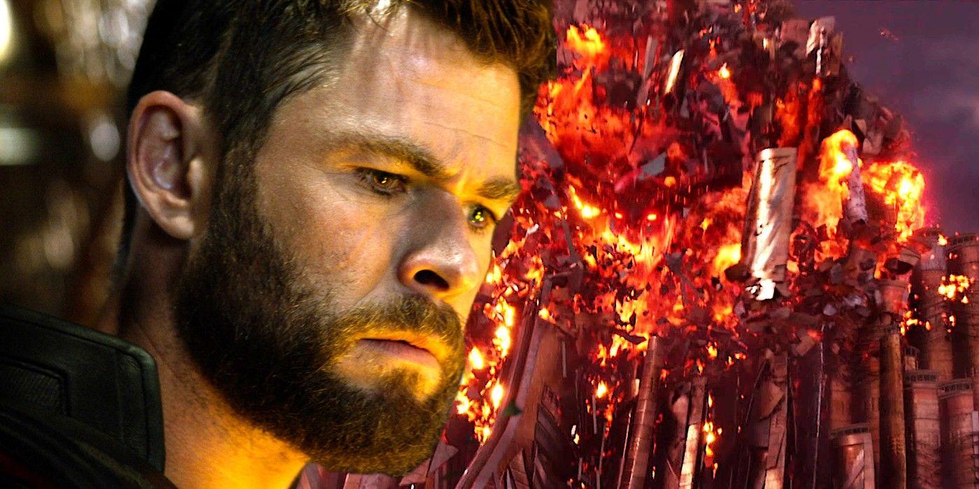 Loki Makes Ragnarok's Asgard Destruction Even Darker
