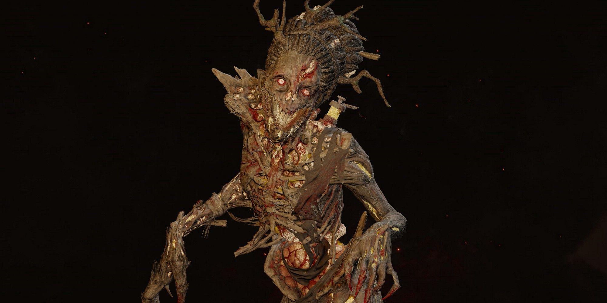 Dead By Daylight Hag Blight skin