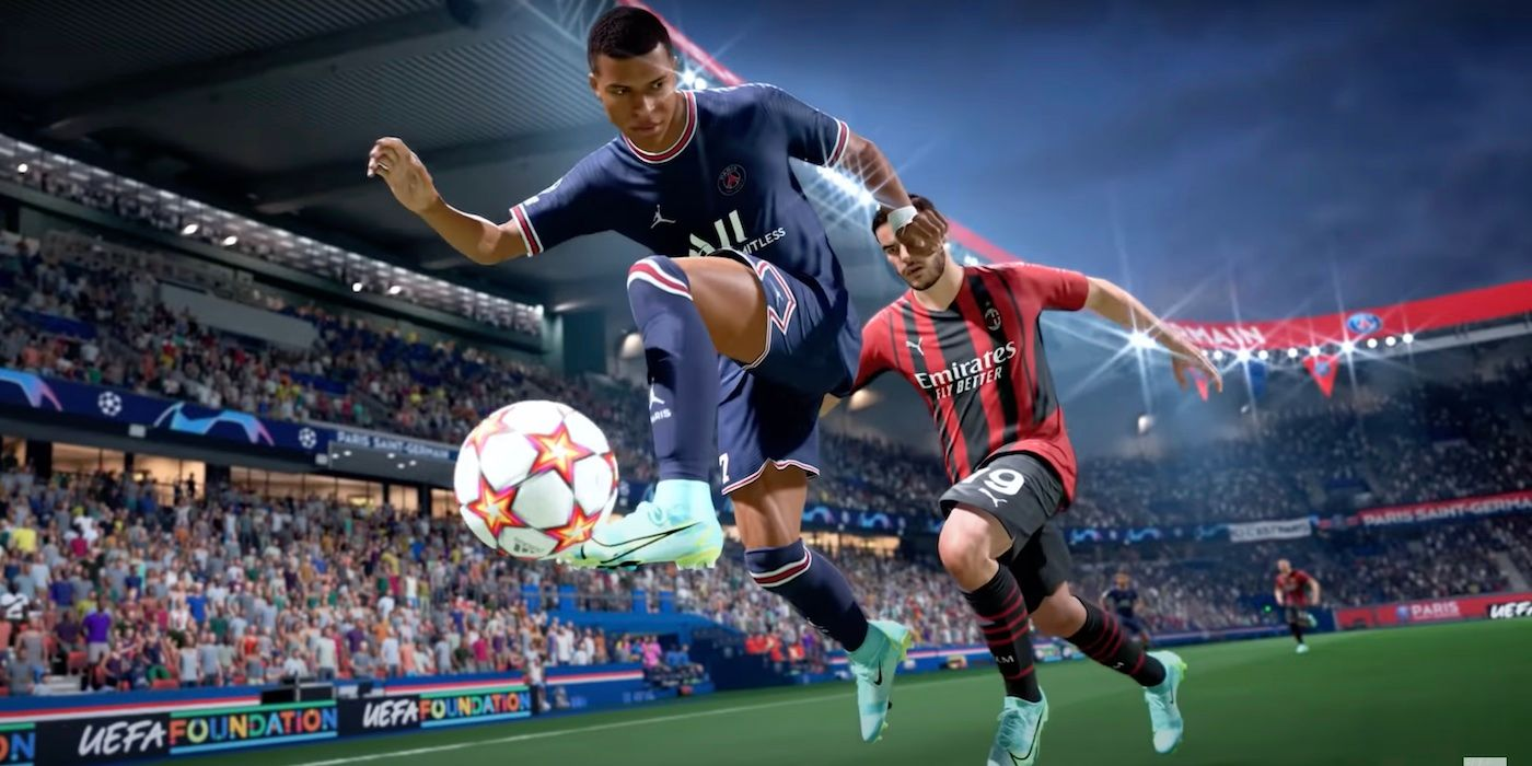 FIFA 22's Gameplay Enhancements, Machine Studying Damaged Down By EA