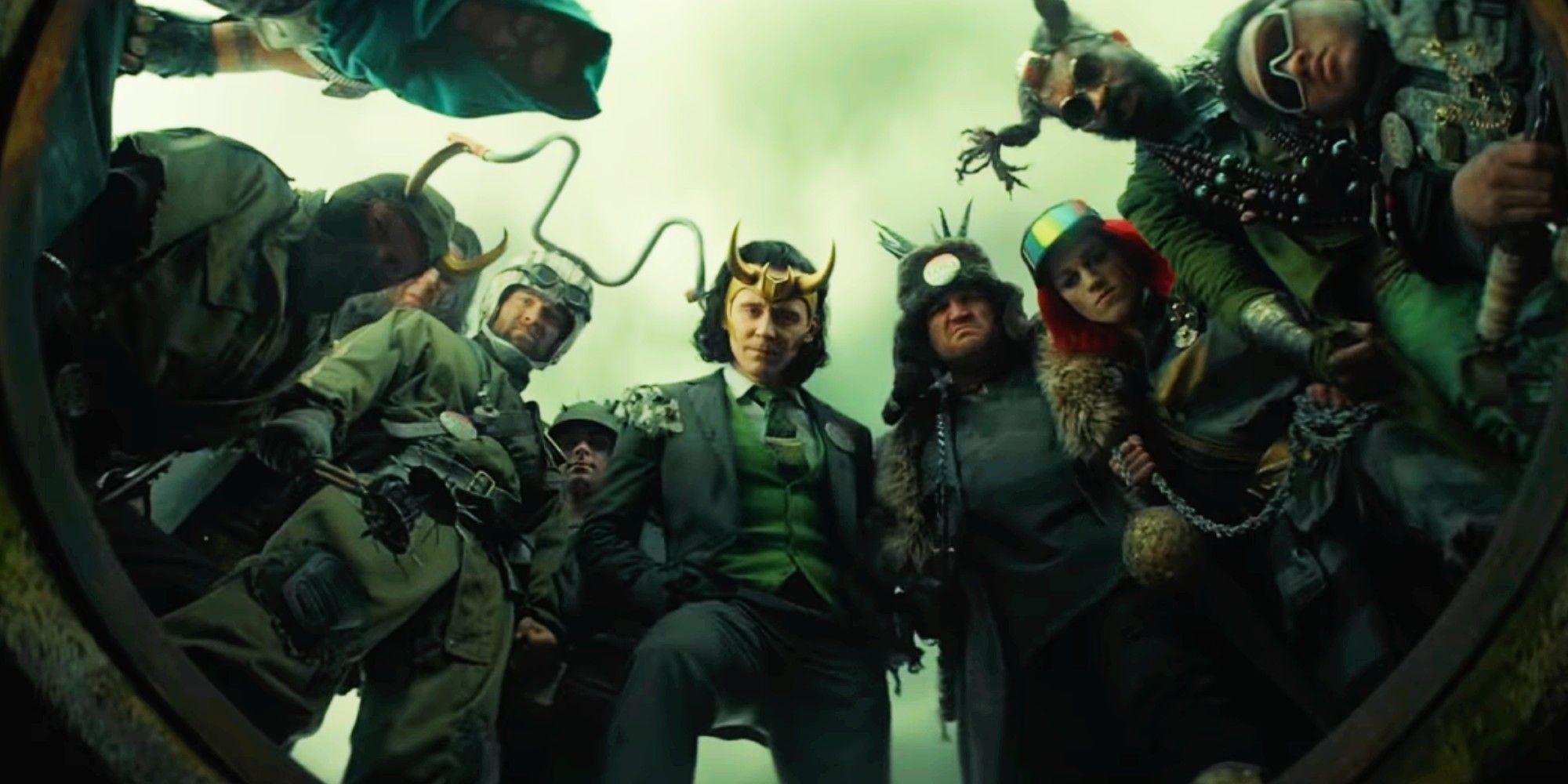 Teoria MCU: Kang,O Conquistador, é uma variante Loki 3